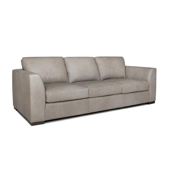 Smith Brothers Furniture - Leather Large Sofa