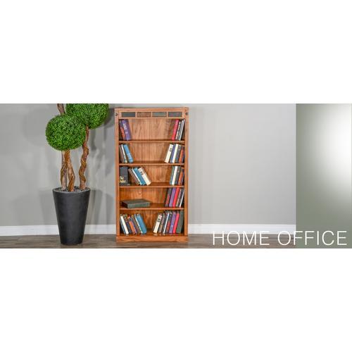 """Sunny Designs - Sedona 60""""H Bookcase"""