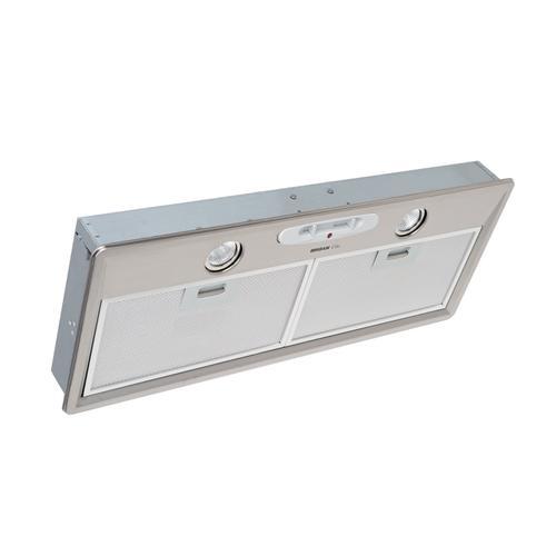 Broan - Broan® Elite Custom Range Hood Insert, External Blower, Stainless Steel