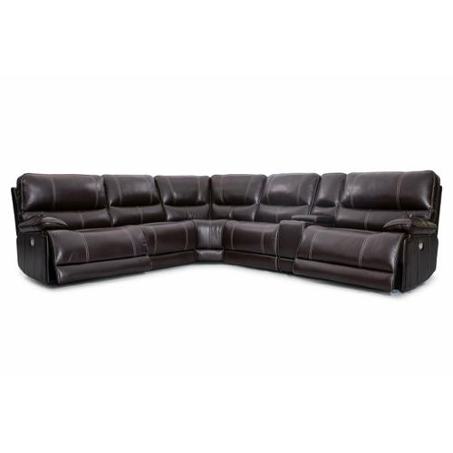 Parker House - SHELBY - CABRERA COCOA Power Modular Sectional