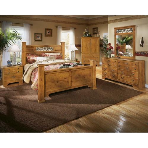 Bittersweet Bedroom Set (King)