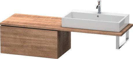 Low Cabinet For Console, Ticino Cherry Tree (decor)