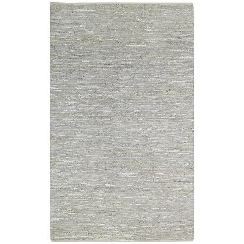 Lariat Pale Grey - Rectangle - 3' x 5'