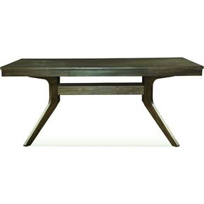 40'' x 72'' Dining Table in Pewter