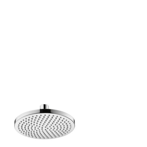 Chrome Showerhead 160 1-Jet, 2.0 GPM