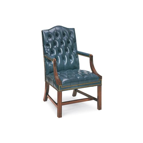 Hancock and Moore - 8601 JEFFERSON TUFTED ARM CHAIR