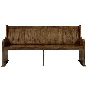 Dining Bench - Heritage Pine Finish