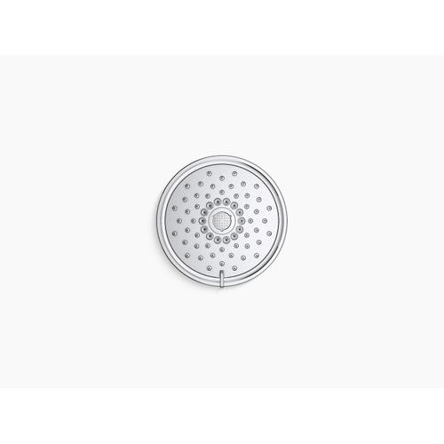 Vibrant Titanium 2.5 Gpm Multifunction Showerhead With Katalyst Air-induction Technology