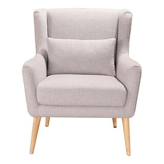 Stol Arm Chair Grey