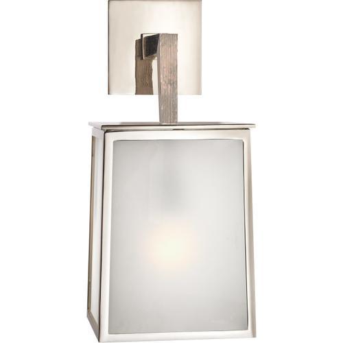 Barbara Barry Ojai 1 Light 18 inch Polished Nickel Outdoor Wall
