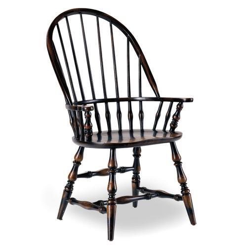 Hooker Furniture - Sanctuary Windsor Arm Chair - 2 per carton/price ea