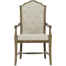 Rustic Patina Arm Chair in Peppercorn (387)