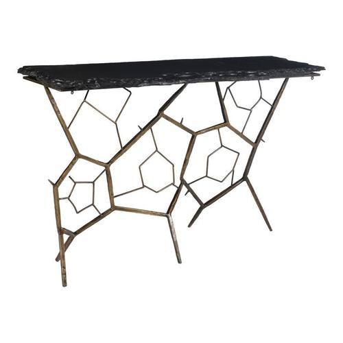Moe's Home Collection - Nate Slate Console Table