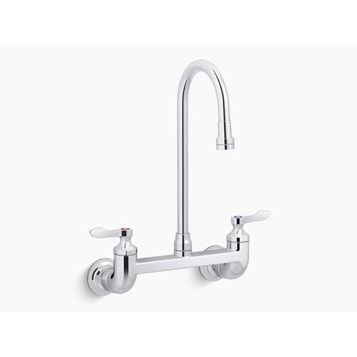 Polished Chrome Sink Faucet