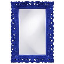 See Details - Barcelona Mirror - Glossy Royal Blue