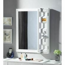 ACME Cargo Vanity Mirror - 35908 - White
