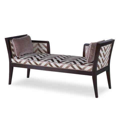 Century Furniture - Taos Bench