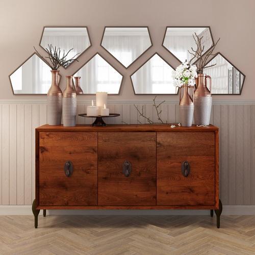 Howard Elliott - Quintin Brass Mirror