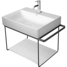 View Product - Durasquare Metal Console Wall-mounted Chrome