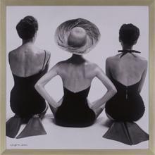 1950's Swimsuit Models