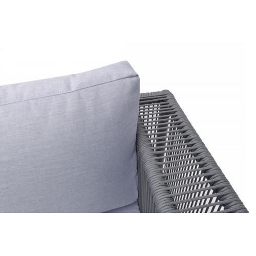 VIG Furniture - Renava Whimsy - Modern Outdoor Light Grey & Dark Grey Sofa Set