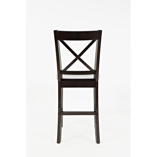 Product Image - Simplicity X Back Stool (2/ctn)