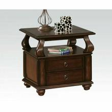 ACME Amado End Table - 80012 - Walnut