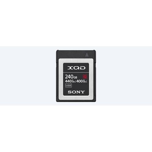 XQD G Series Memory Card