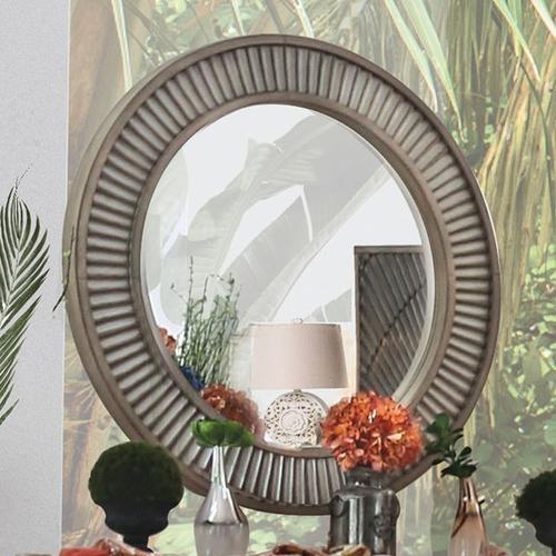 Round Mirror Kamalah