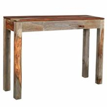 See Details - Idris Console/Desk in Grey