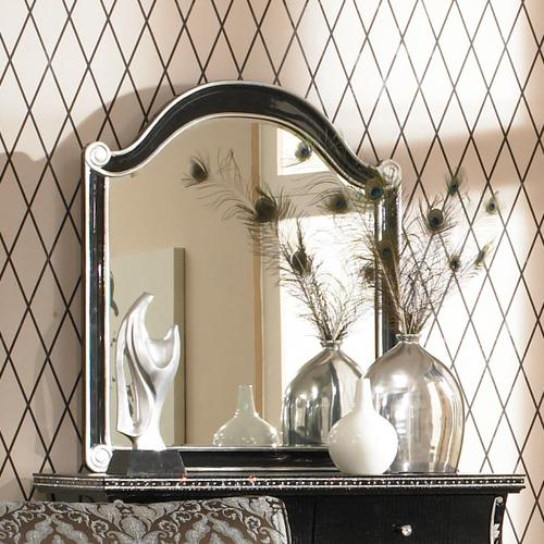Sideboard Mirror Black