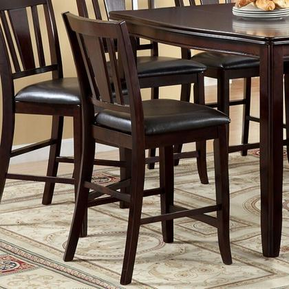 See Details - Edgewood Counter Ht. Chair (2/box)