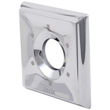 Chrome Escutcheon - 6-Setting Diverter