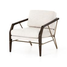Mischa Chair-elder Sand/sienna Brown