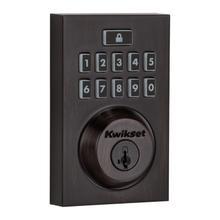 See Details - 914 SmartCode Contemporary Electronic Deadbolt with Z-Wave Technology - Venetian Bronze