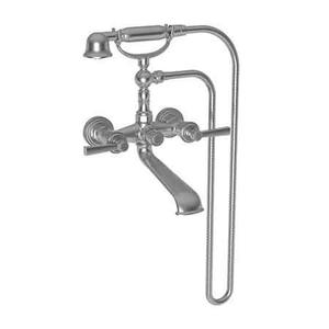 Stainless Steel - PVD Exposed Tub & Hand Shower Set - Wall Mount