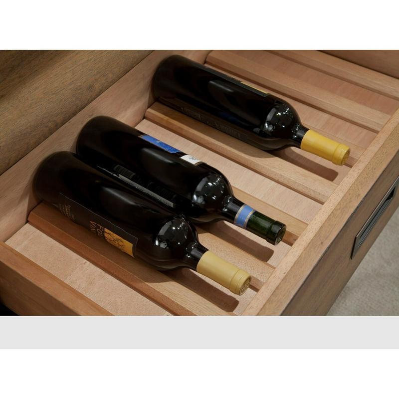 695-144 Homestead Wine & Bar Console