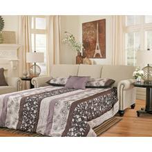 Queen Sofa Sleeper Milari - Linen Collection Ashley at Aztec Distribution Center Houston Texas