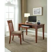 ACME Venetia 2Pc Pack Desk & Chair - 92209 - Oak Finish Product Image