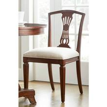 Old Town Bistro Chair - Barrister