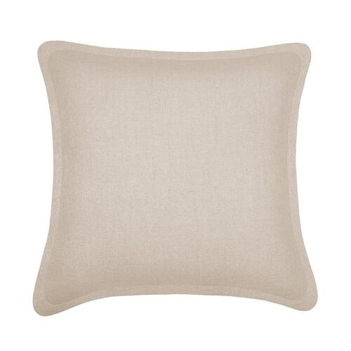 Tweed Cushion - Grey / 100% Duck Feather