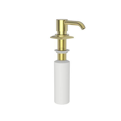 Newport Brass - Satin Brass - PVD Soap/Lotion Dispenser