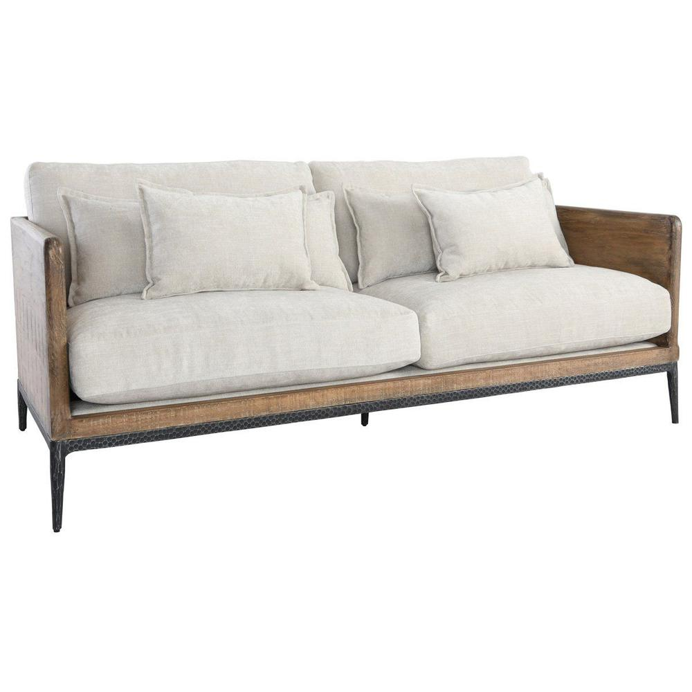 See Details - Renfrow Sofa Ivory
