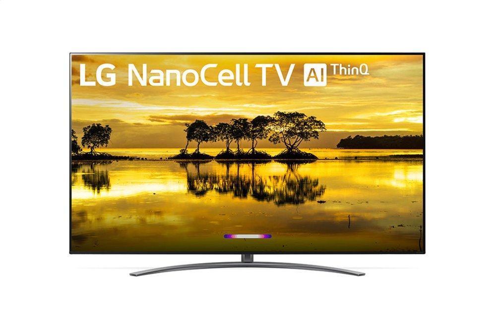 LgLg Nanocell 90 Series 4k 86 Inch Class Smart Uhd Nanocell Tv W/ Ai Thinq® (85.6'' Diag)