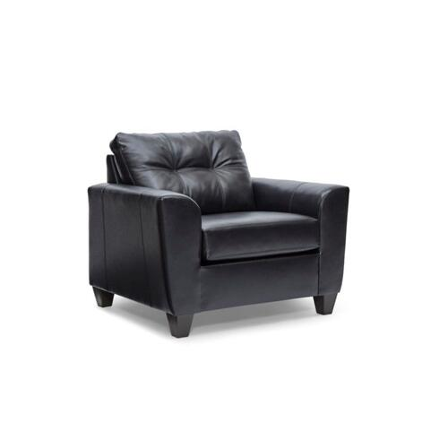 2024-01 Chair in Soft Touch Onyx