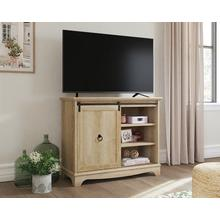 See Details - Classic Orchard Oak TV Stand with Storage
