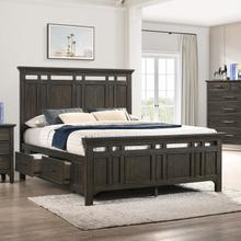 Hawthorne Storage Bed