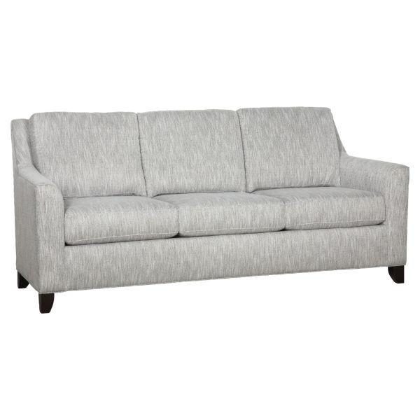 Hickory Arm Sofa