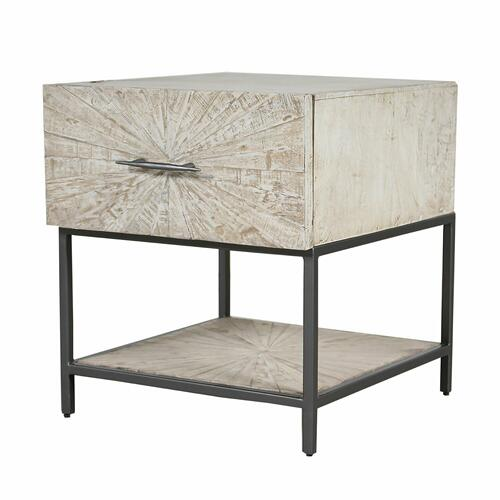 Parker House - CROSSINGS MONACO End table