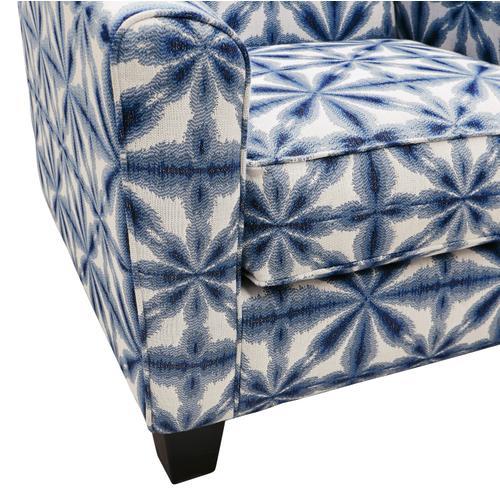 Kiessel Nuvella Accent Chair Steel